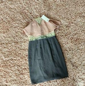 Tobi Dress Size Medium Pink / Grey